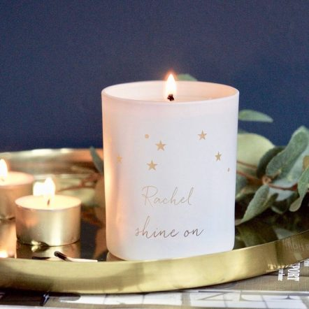 constellation candle